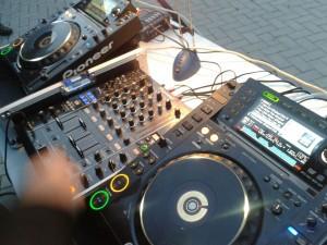 Techno-Beat-Klänge