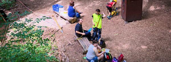 Jugendaktion Kletterwald