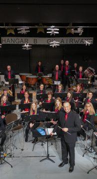 Gruppenbild Konzert passiv