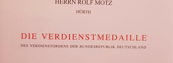 Bundesverdienstmedaille